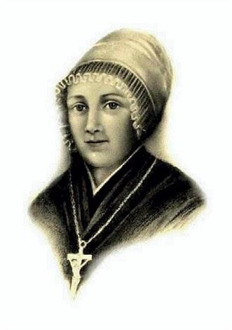blažena Marija Luiza Elizabeta de Lamoignon - redovna ustanoviteljica