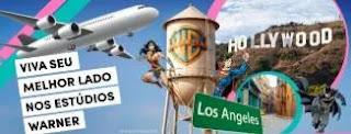 Cadastrar Promoção Trigg e Visa Viagem Los Angeles Estúdios Warner Bros.