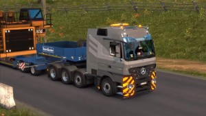 Mercedes Actros MP3 Reworked 1.9 by Schumi