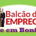 EMPREGO: 21 VAGAS DE EMPREGO EM SENHOR DO BONFIM