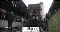 تفاصيل محاكمة المتورطين في حادثة قطار محطة مصر