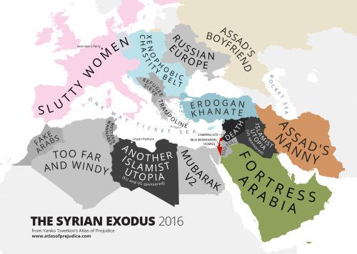 The Syrian exodus (2016)