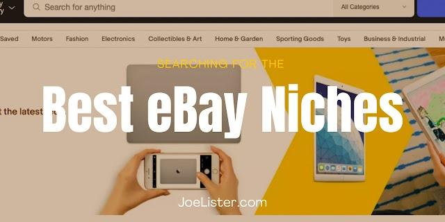 Find Your Niche Market on Ebay