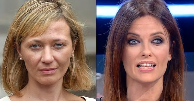 Victoria Roselll y Cristina Seguí