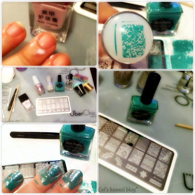 Born Pretty store nail stamping Fab Ur Nals deluxe stamper