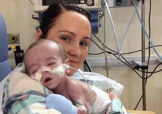 Он выжил после 9 операций на сердце, 3 реанимаций, и инсульта. Маленький мальчик, который доказал всем, что герои не сдаются!