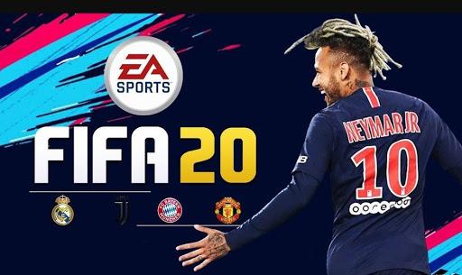 تحميل لعبة 2020 FIFA أخر إصدار للأندرويد والأيفون