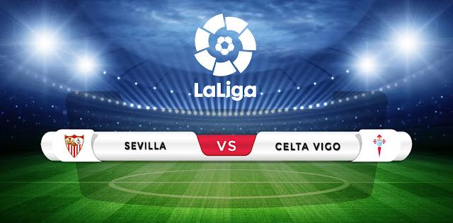 Sevilla vs Celta Vigo Prediction & Match Preview