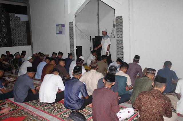 Ini Pesan Danyonif  726 Tamalatea Pada Saat Safari Ramadhan di Yonif 726 Kipan C Tamalatea Sanrego