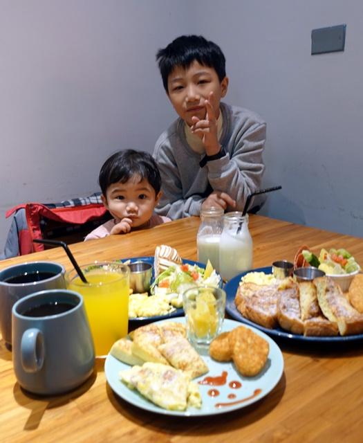 土城素食早午餐~Three Full 找3飽
