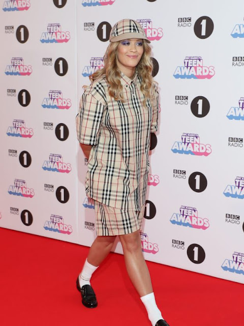 BBC Radio 1 Teen Awards - Rita Ora