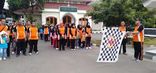 Kejaksaan Negeri Kota Cirebon Merayakan Hari Jadi IAD ke 19