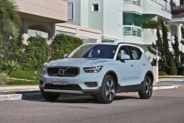 Volvo não participará do Salão de Genebra 2019