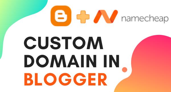 Steps to Setup Custom Domain in Blogger