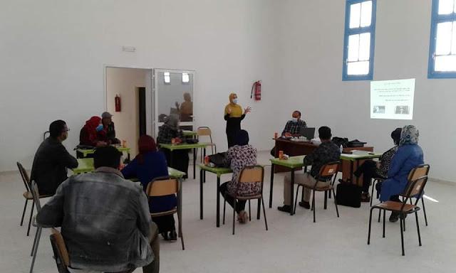 المهدية : دورة تكوينية بمناسبة دخول المركز المندمج للتربية المختصة بشربان حيّز الاستغلال