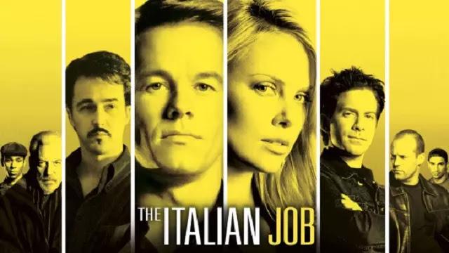 Review Film The Italian Job (2003) - Dikhianati oleh Teman