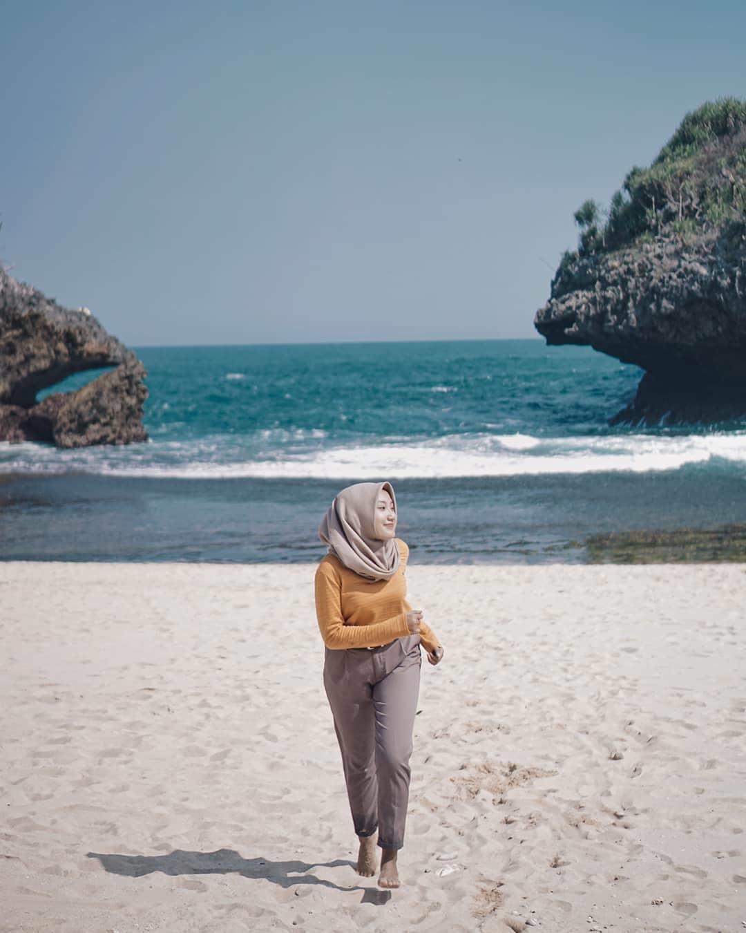 Misteri Pantai Sedahan Gunung Kidul