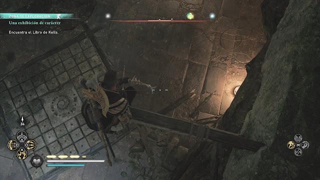Trampas Análisis de Assassins Creed Valhalla La ira de los Druidas para PS5