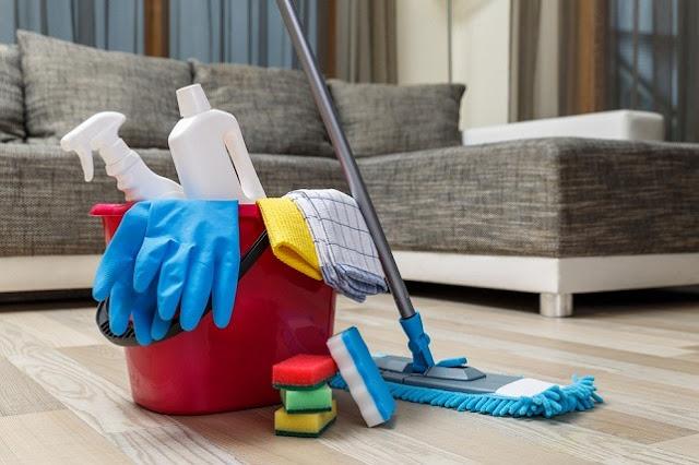 خطوات تنظيف منزلك بعد الرجوع من السفر بعد إغلاقة لشهور طويلة