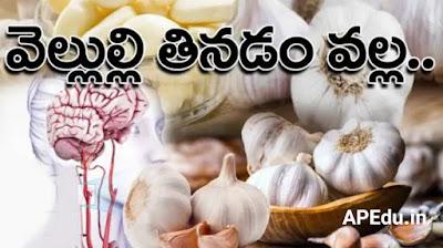 Many uses with garlic ..