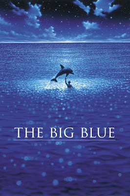 The Big Blue Poster