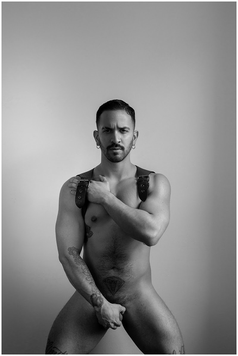XavieR BlancO, by AnotherSelfMachine (NSFW) (NSFW).