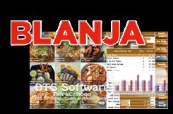 Blanja | Software Kasir