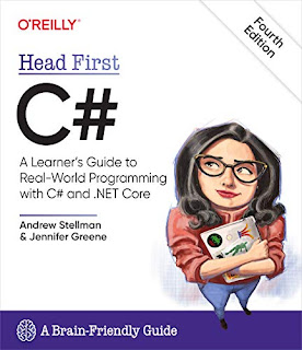 Head First C#, 4th Edition PDF Free Download