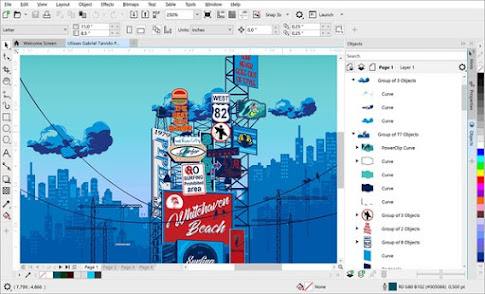 5 Software Desain Grafis Paling Banyak di Gunakan