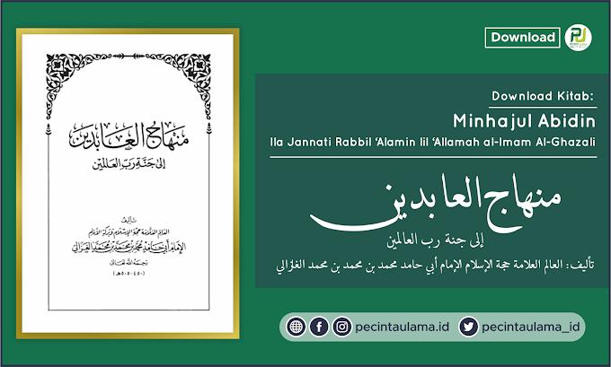 Download Kitab Minhajul Abidin