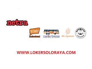 Lowongan Kerja Solo Raya di Netra Group Mei 2021