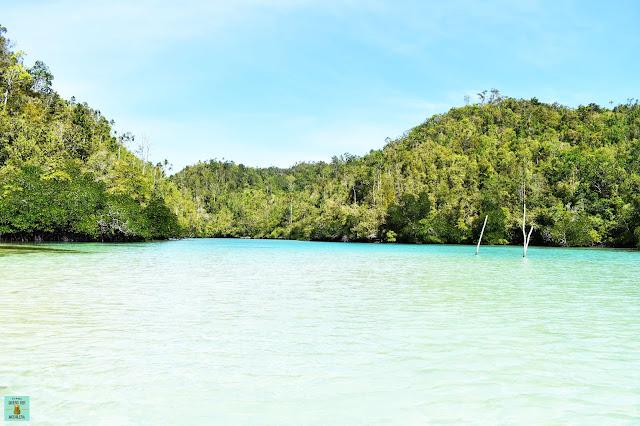 Isla de Gam, Raja Ampat