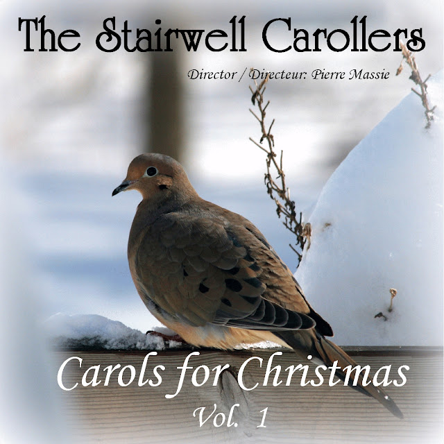 Beautiful Christmas carol CD on iTunes - The Stairwell Carollers