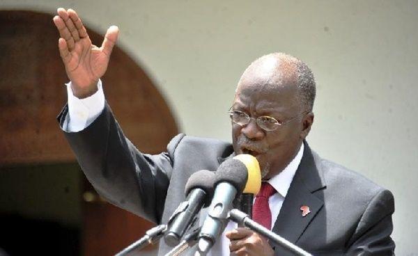 Turn To God Not Face Masks - Tanzanian President