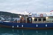 Wujud Peduli Masyarakat Kepulauan, Pemerintah Siapkan Pelra KM. Banawa Nusantara