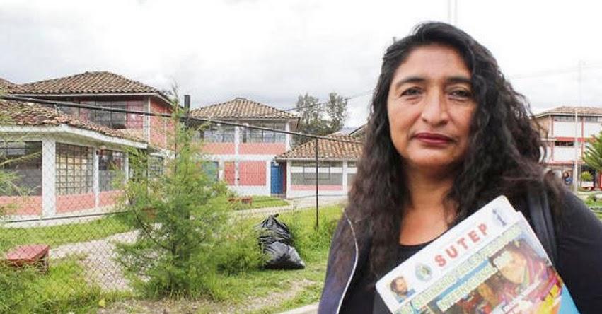 Dirigente del SUTEP Cajamarca descarta huelga docente al inicio del año escolar