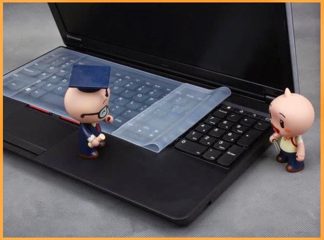 Cara mebersihkan keyboar laptop dengan baik dan benar