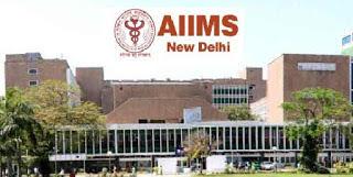 AIIMS Jobs Recruitment 2020 - JRF Posts