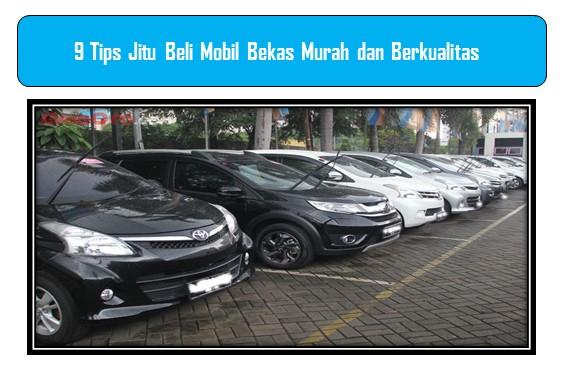 Beli Mobil Bekas Murah dan Berkualitas di SEVA