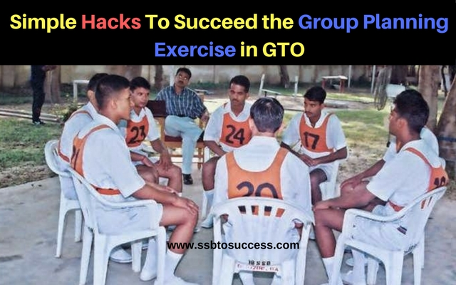Simple Hacks To Succeed the Group Planning Exercise in GTO