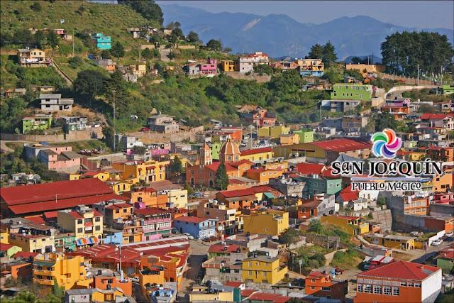 San Joaquin, Querétaro