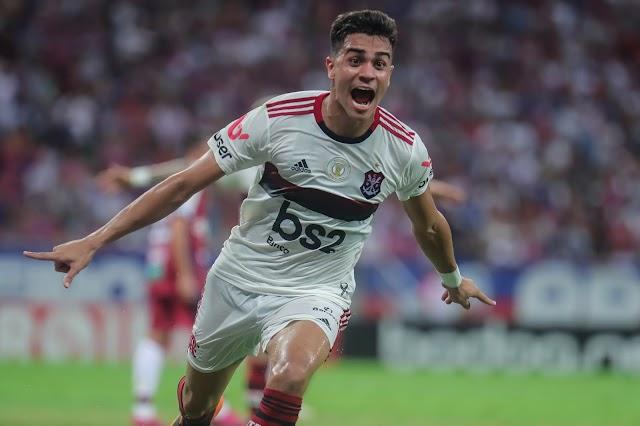 Flamengo sobrenatural