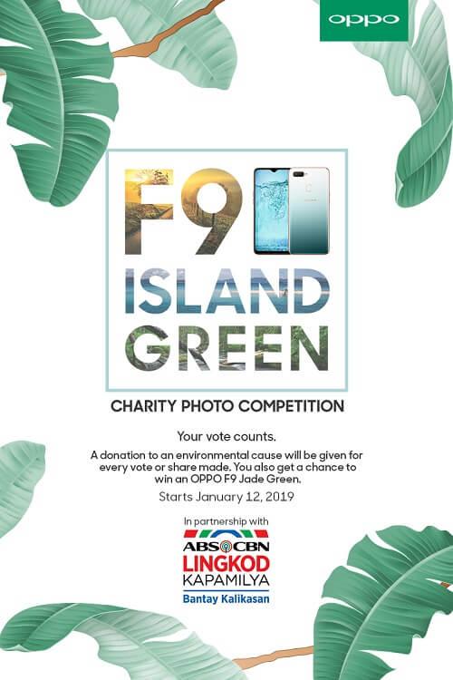 OPPO Announces Bantay Kalikasan's Charity Photo Contest