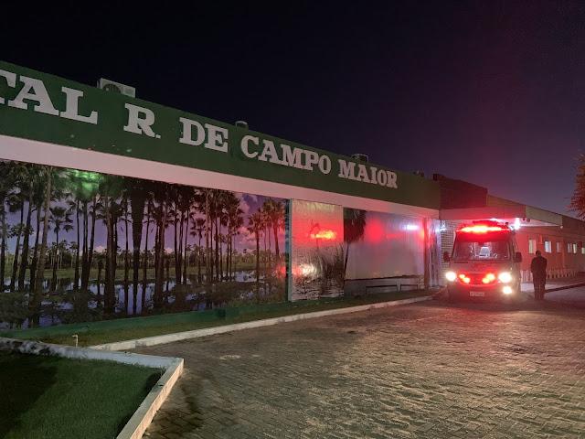Governo anuncia início das obras da UTI de Campo Maior