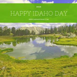 Happy Idaho Day