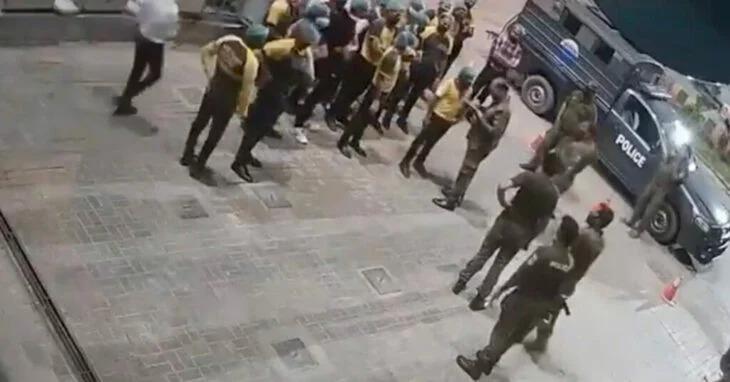 Policías corruptos arrestan a 19 empleados de restaurante porque no quisieron darles comida gratis