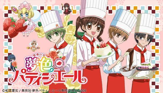 Yumeiro Patissiere Subtitle Indonesia