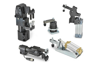 Pneumatic-Clamps - Range Extended