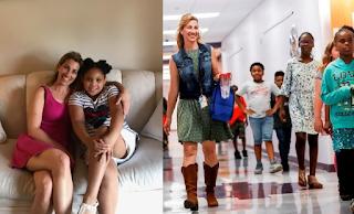 Καθηγήτρια θα δωρίσει το νεφρό της σε 10χρονη μαθήτρια του σχολείου της