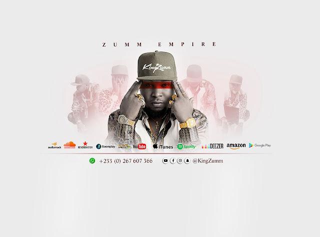 KING ZUMM ABOUT TO DROP MEGA ALBUM